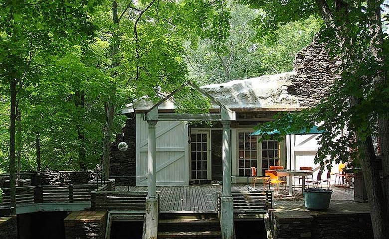Hudson valley mill house new york virtual vacationist for Hudson valley weekend getaway