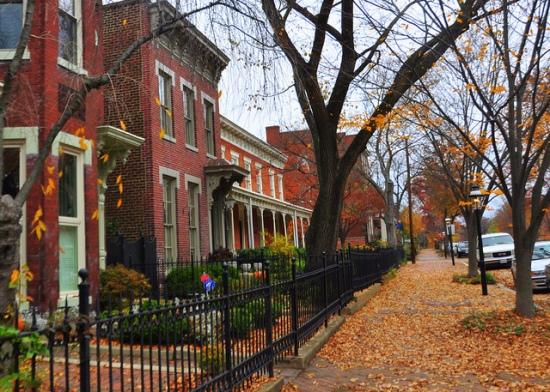 Church Hill neighborhood